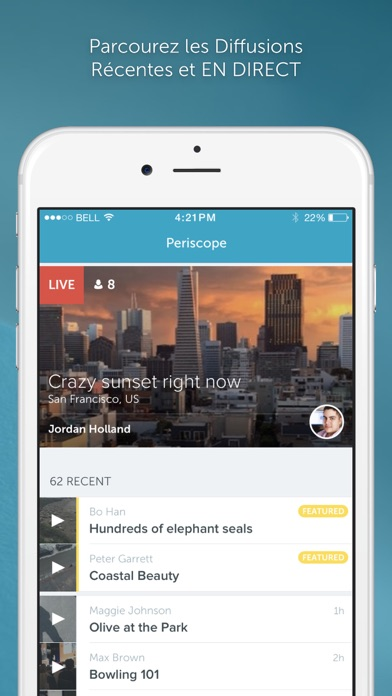 download Periscope apps 1