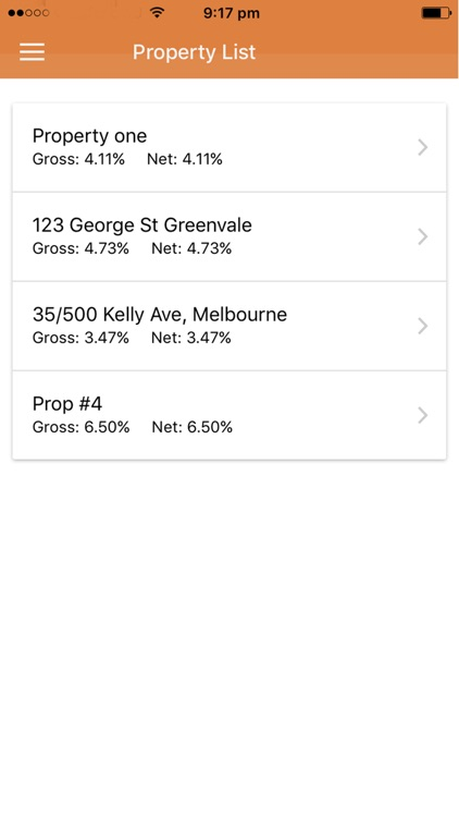 Property Yield Calculator screenshot-3