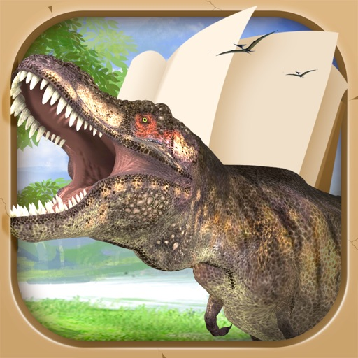 恐龙世界-恐龙百科AR早教魔法科普书