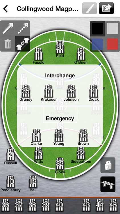 AFL Lineup 2018 screenshot-1