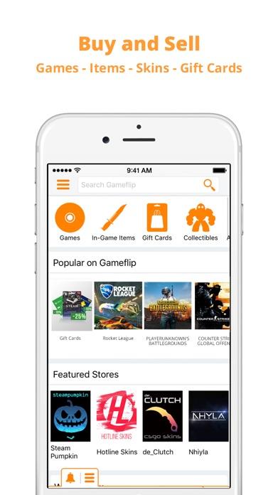 Gameflip - Buy & Sell Screenshot