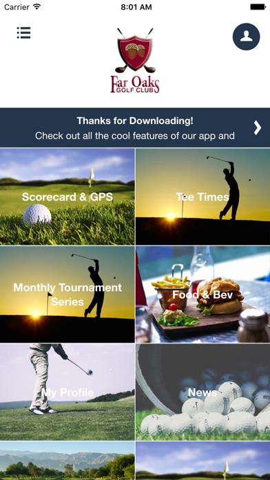 Far Oaks Golf Course screenshot 2