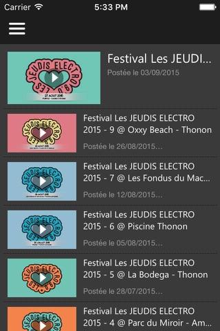 Les Jeudis Electro - náhled