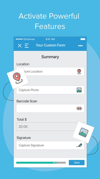 GoCanvas - Business Forms