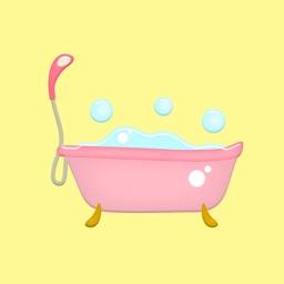 Bathtub Stickers
