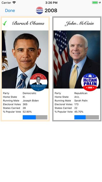 Presidential Elections screenshot-3