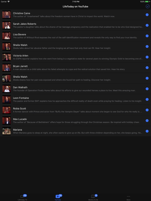 LifeToday Скриншоты9