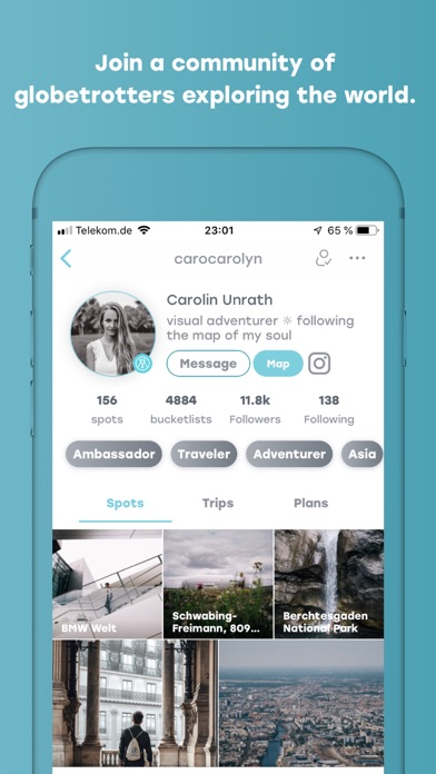 Mapify - Your Travel Companion app image