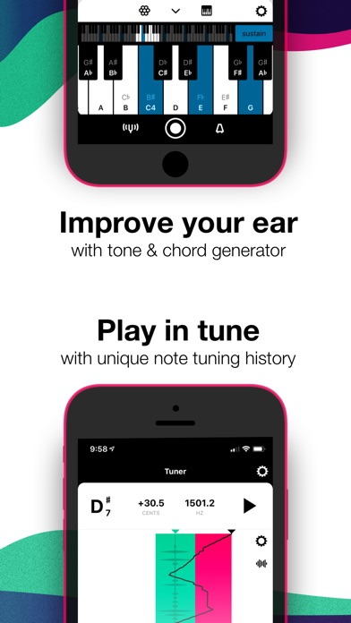 download Tunable - Music Practice Tools apps 3