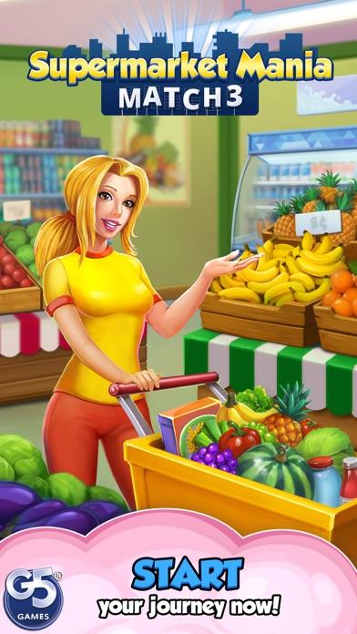 Supermarket Mania - Match 3 screenshot 5