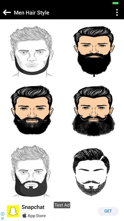 Latest Hairstyles / Beards screenshot-4