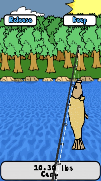 Doodle Fishing screenshot-4