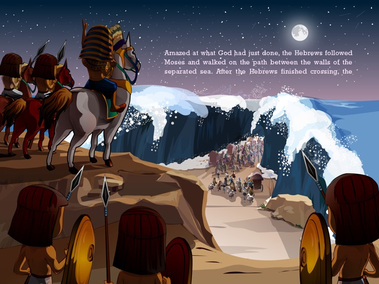 Adventure of Moses screenshot-4
