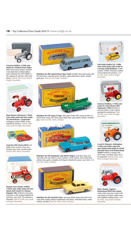 Toy Collectors Price Guide. screenshot-4