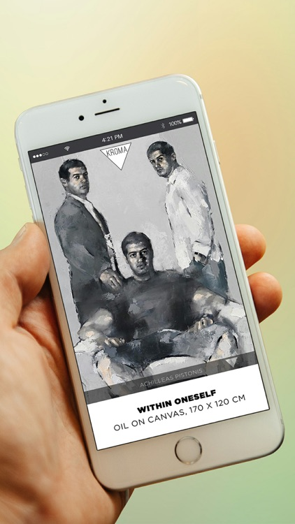 KROMA Magazine screenshot-3