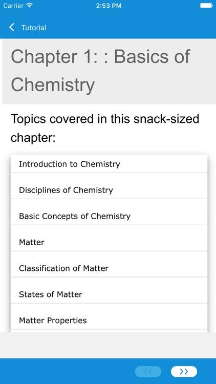 Chemistry, Organic Chemistry screenshot-3