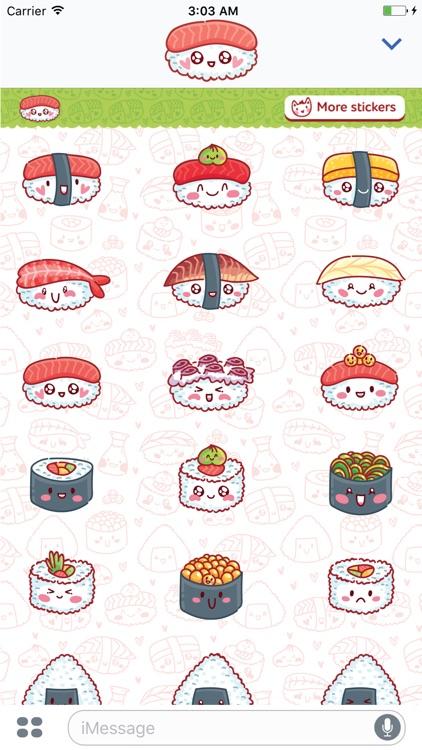 Sushi friends! screenshot-4