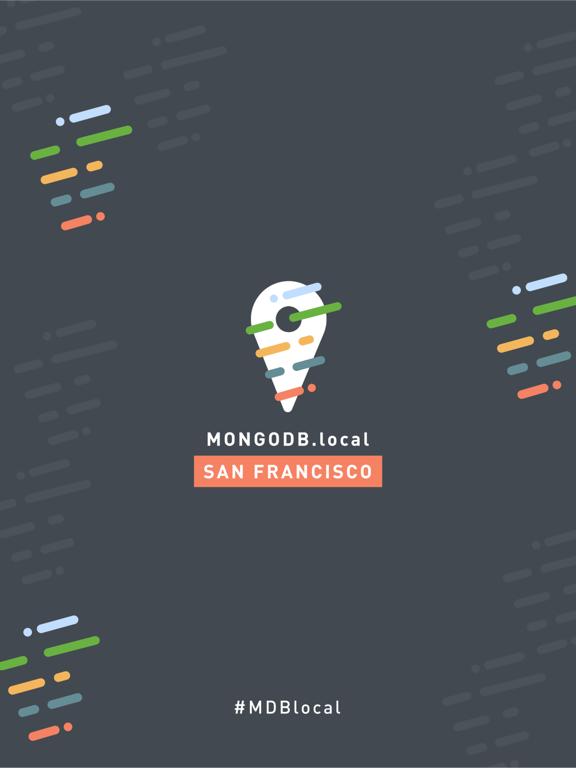 MongoDB.local SF 2017 screenshot 3