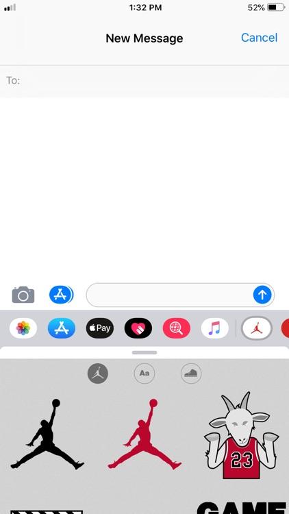 Jordan Keyboard screenshot-3