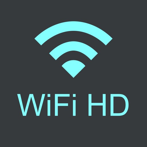 WiFi HD Wireless Disk Drive