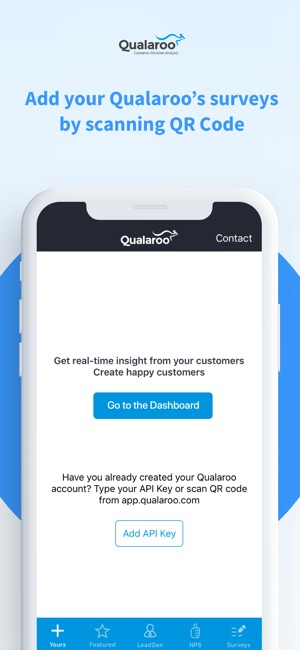 Qualaroo Showcase on the App Store