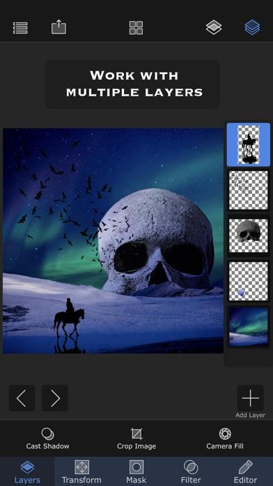 Superimpose X screenshot 2