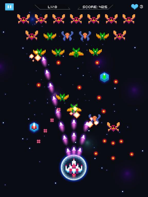 Galaxy Attack - Space Shooter screenshot 10