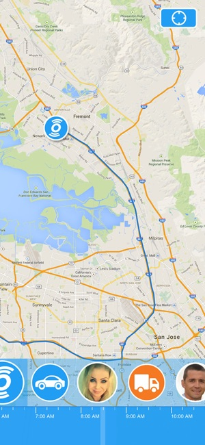 GPS Tracker | GPS tracking Screenshot
