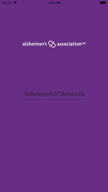 Alzheimer's & Dementia Journal