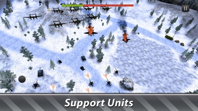 Tanks Battle Simulator Full screenshot 3