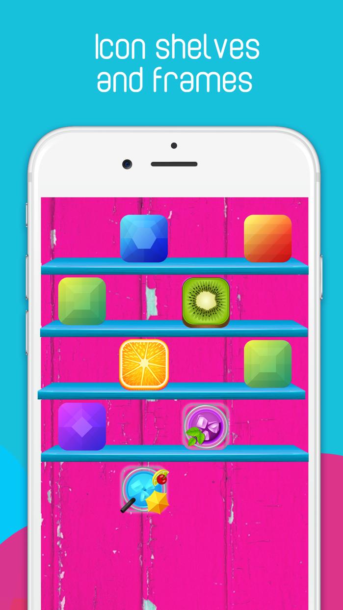 Icon Skins & Themes Screenshot