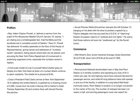 The new york chronology 1960s basic por james trager en ibooks captura de pantalla 1 solutioingenieria Choice Image