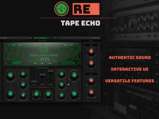 RE-1 Tape Machine