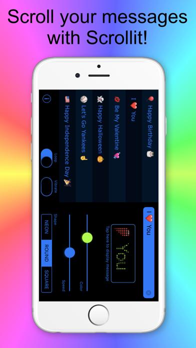 Scrollit: display scrollingのおすすめ画像1