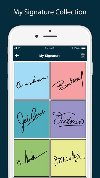 messages.download Signature Creator & Maker software