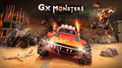 GX Monsters screenshot one