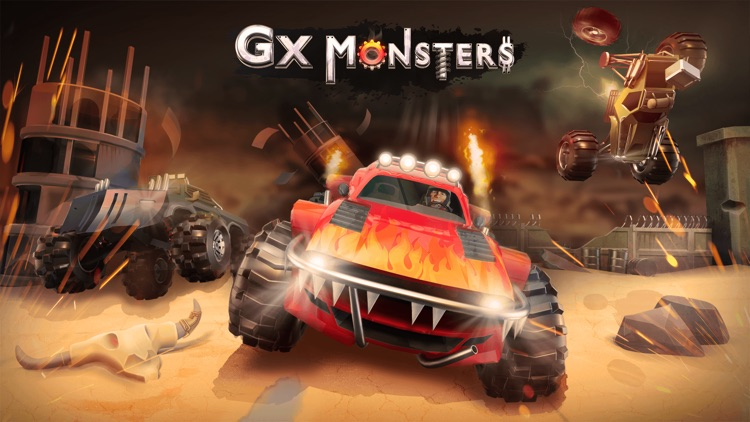 GX Monsters screenshot-0
