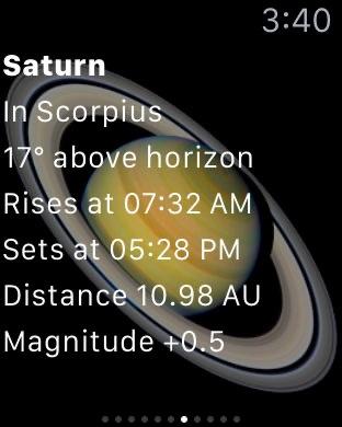 Screenshot #13 for SkySafari 6 Plus