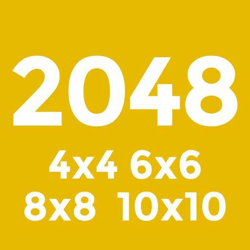 2048 4x4 6x6 8x8 10x10