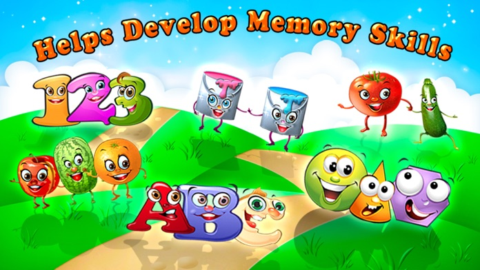 Memory Match & Learn Screenshot