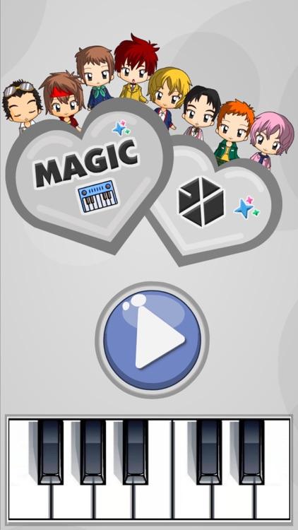 Magic Tiles for EXO