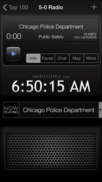 5 0 Radio Police Scanner review screenshots