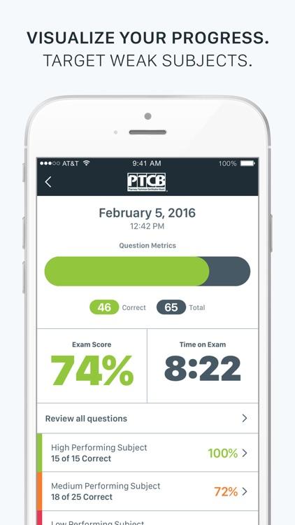 PTCB Calculations Questions screenshot-3