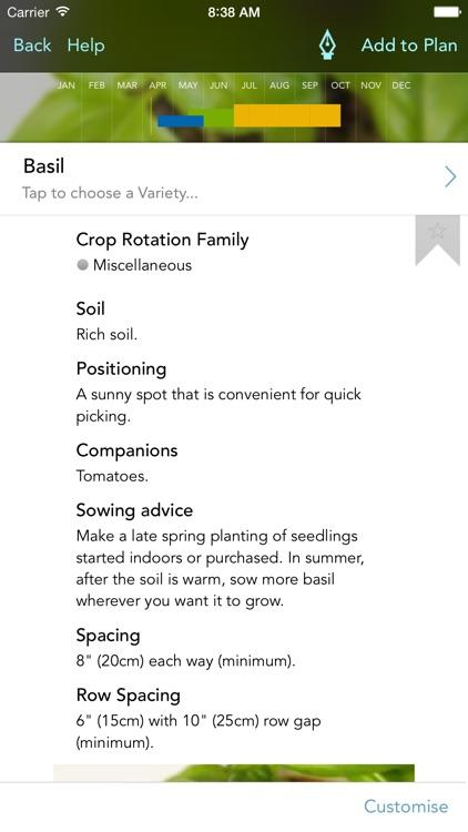Grow Planner screenshot-4