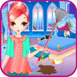 Princess House Cleaning Game