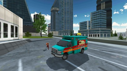 Christmas Fun: Pizza Delivery screenshot four