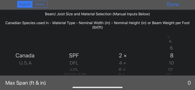 Lvl Sizes Chart