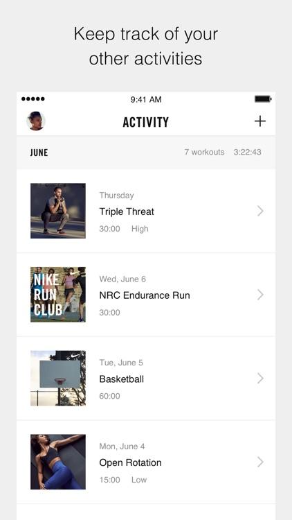 Nike Training Club screenshot-4