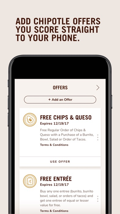 Chipotle for Windows