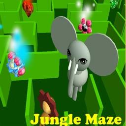 Jungle Maze Pro